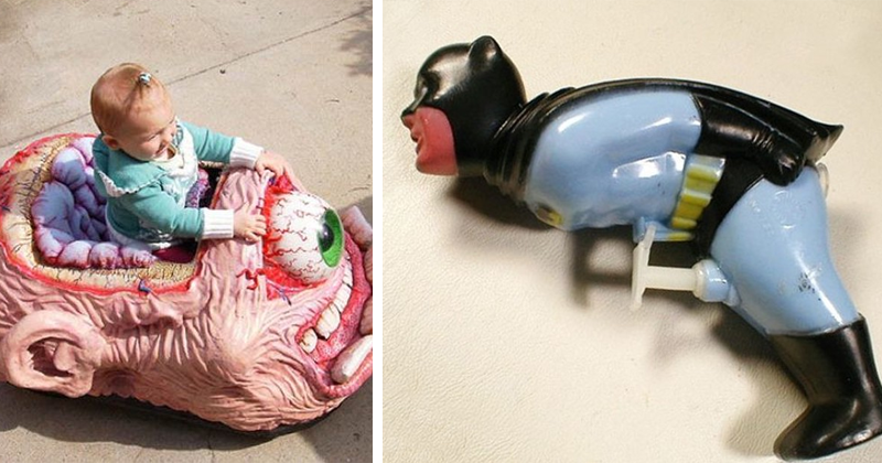 14 Of The Craziest Child Toys To Ever Grace The Shelves