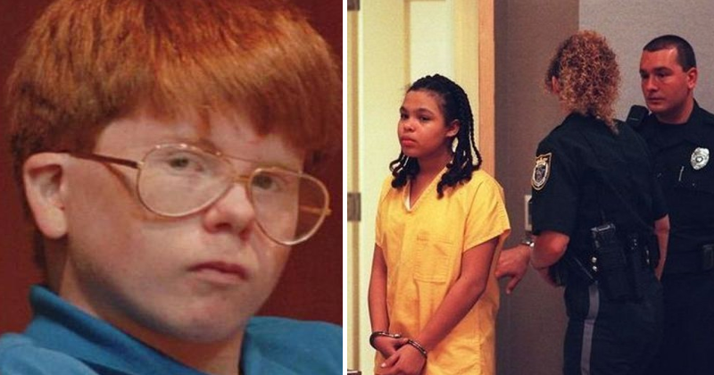 The 10 Youngest Murders Ever