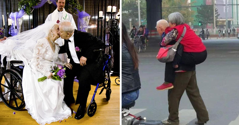 26 Photos Prove That Love Never Gets Old