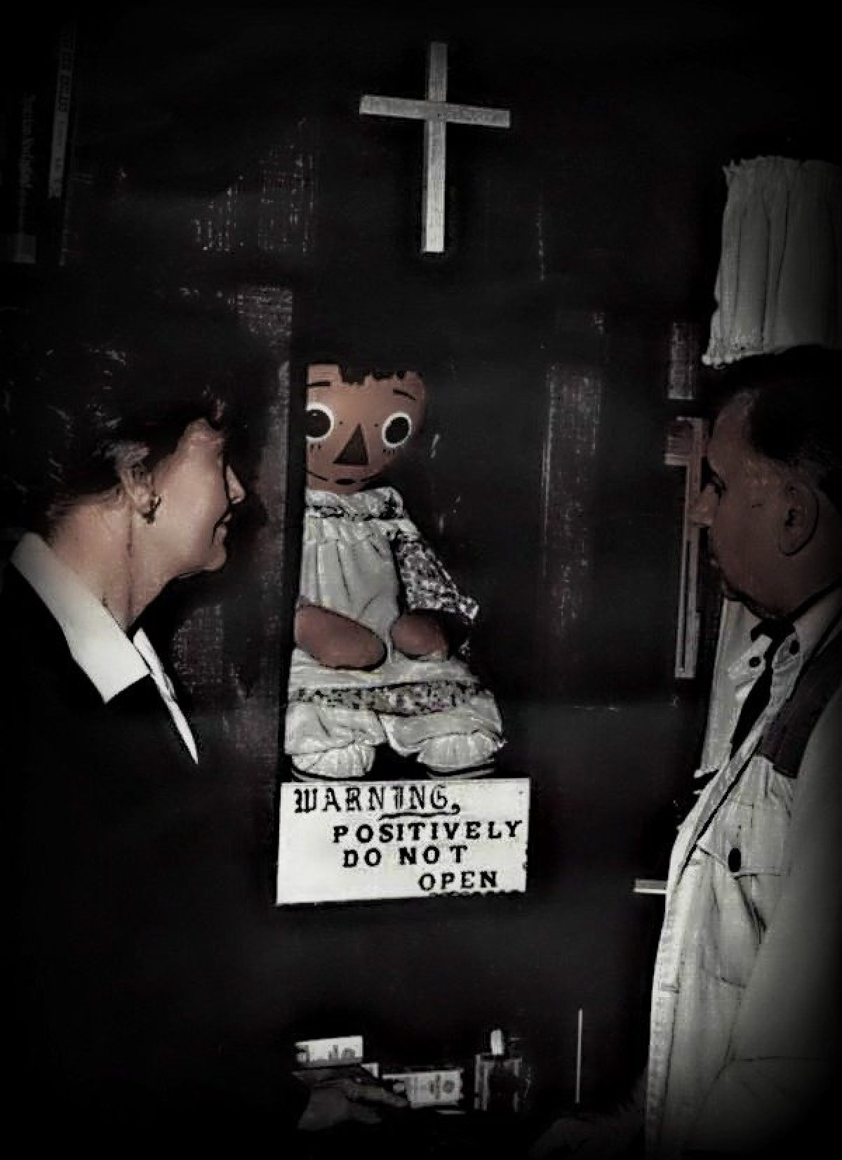 7 Most Cursed And Haunted Objects In The World