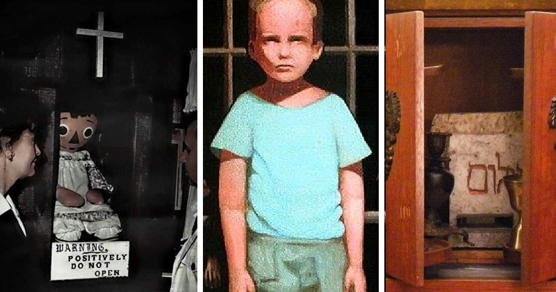 22 Most Cursed And Haunted Objects In The World