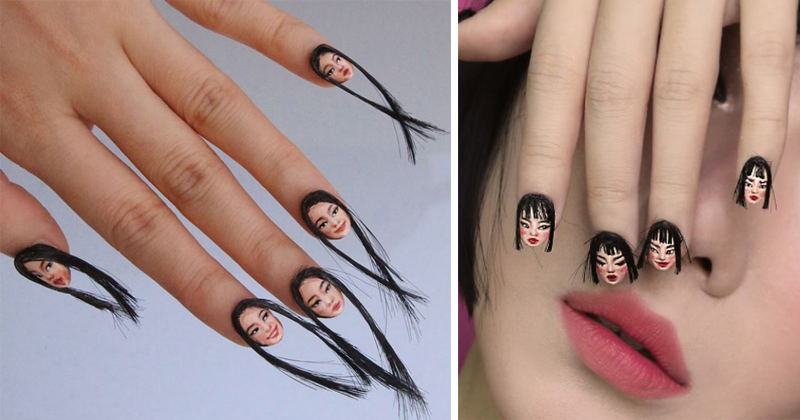 Most Hilarious Nail Trend That Shouldn't Exist