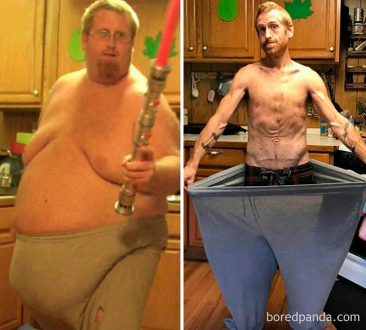 30 Amazing Before And After Weight Loss Pictures You Won't ...