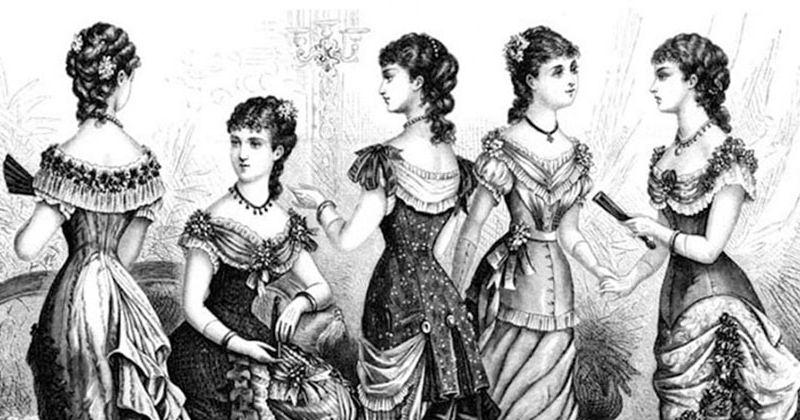 13 Ridiculous Victorian Era Rules On How To Be A Lady