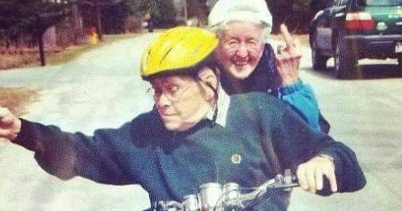 10+ Grandparents Who Are Cooler Than You'll Ever Be