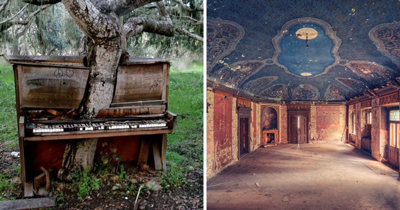 10+ Most Amazing Abandoned Places On Earth