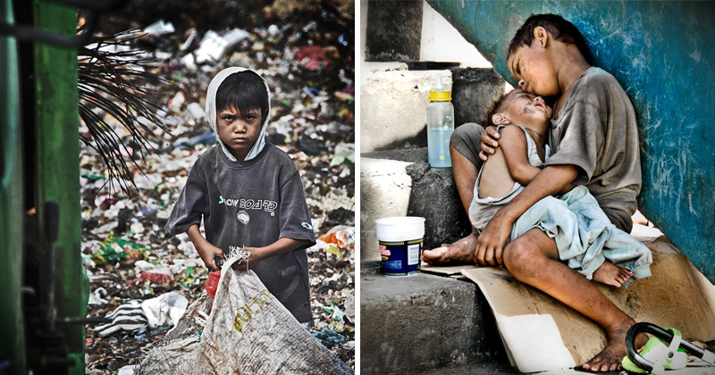 Photos Of Poor Children By Thomas Tam Will Make Your Cry