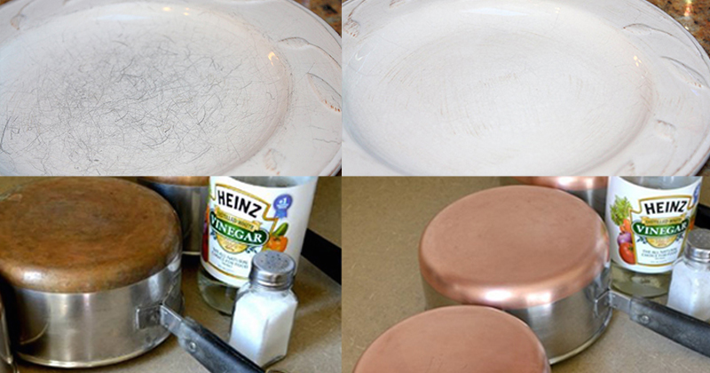 13 Great Tricks To Make Old Things Look New