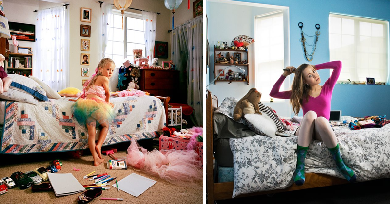 Can You Believe These Before And After Pictures Of Families Showing 'American Dream' 20 Years Apart?
