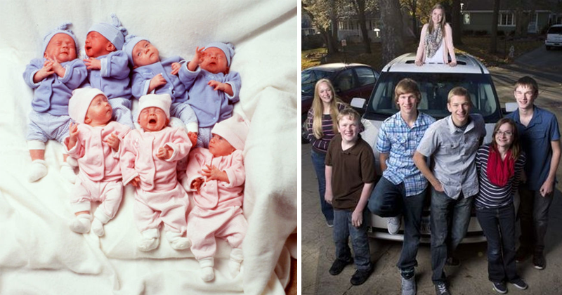 Everyone Is Dying To Know What Happened To McCaughey Septuplets