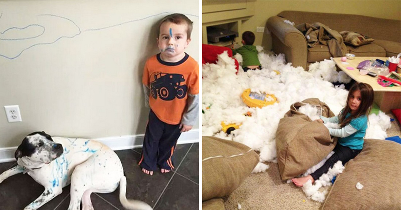 20 Pictures Of Parenting Woes That Will Make All Parents Nod