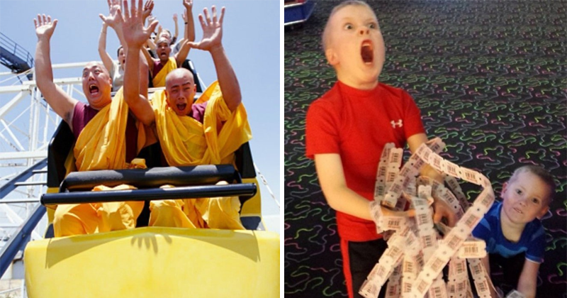 18 People Who Are Having The Best Time Of Their Lives That You Can Envy