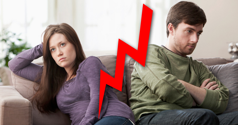 Psychologists Point To 4 Behaviors As Biggest Predictors Of Divorce