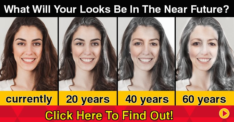 What Will Your Looks Be In The Near Future?