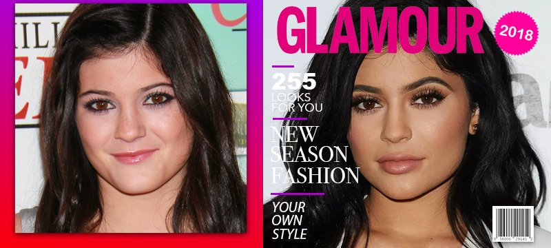 What Would You Look Like On A Famous Magazine Cover?