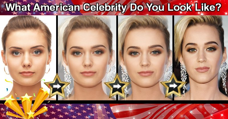 Which celebrity you look like free