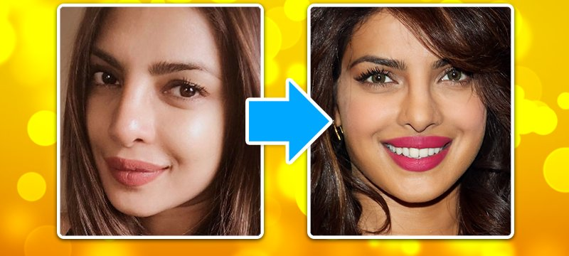 How Would You Look As A Bollywood Celebrity?