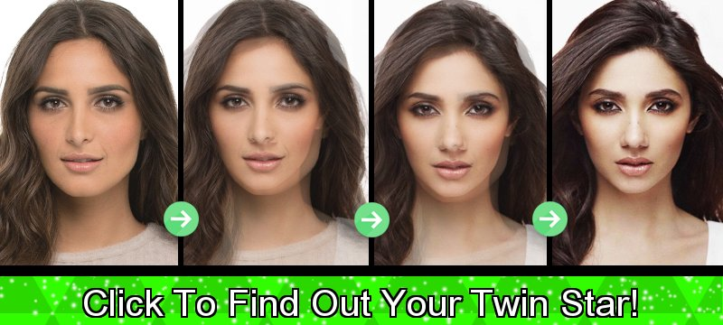 Which Pakistani Celebrity Do You Look Like?