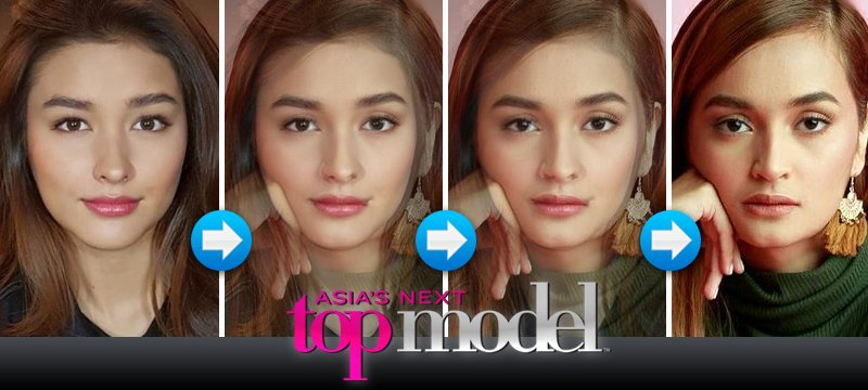 See Your Asia's Next Top Model Lookalike!