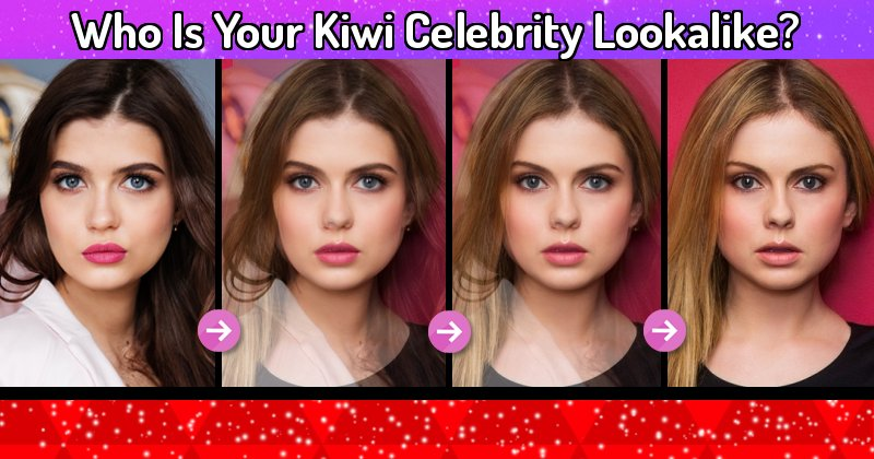What celebrity looks like you quiz